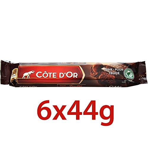 chocolat-belge-cote-dor-noir-truffe-6-x-44g-chocolat-fonce-avec-truffe-fuhlung