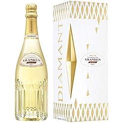 Champagne Diamant Brut sous étui - 75cl