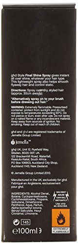 GHD Style Final Shine Spray 100ml -