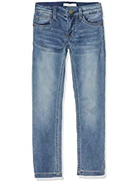 NAME IT Jungen Jeans Nkmtheo Dnmthayer 1166 SWE Pant Noos