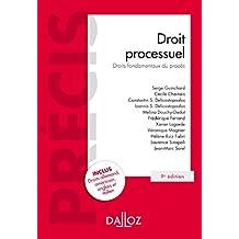 Droit processuel. Droits fondamentaux du procès - 9e éd.