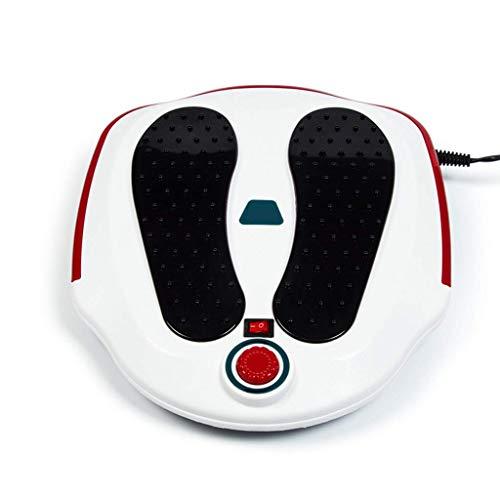 XKRSBS Appareil de Massage de Pied électrique Appareil de Circulation Sanguine Jambe et Appareil de Traitement de Relaxation Machine (Blanc)