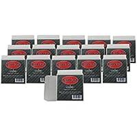 16er Pack hold Fast Chalk Cubes, 16 Stück zu je 56g Chalk, einzeln im Papierbeutel verpackt, Magnesiawürfel,