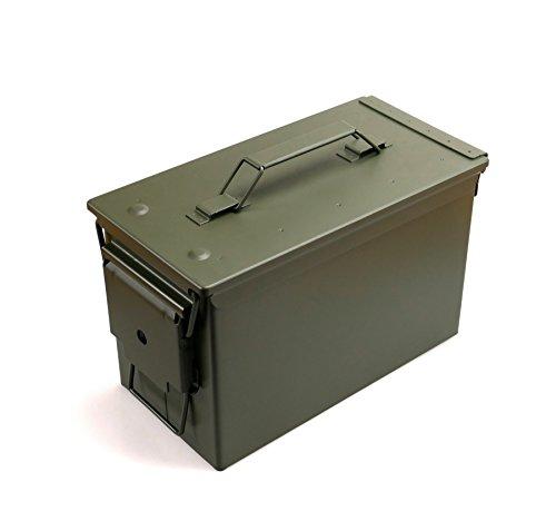 US Munitionskiste, Cal. 50 mm, M2A1, Metall