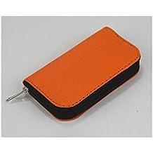 LridSu Portátil y Conveniente 22 Slots Case Porta Bolsa para Tarjeta de Memoria Tarjeta SD Tarjeta
