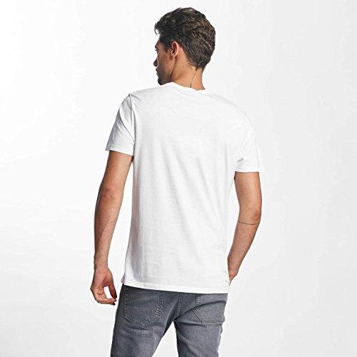 French Kick Uomo Maglieria/T-Shirt Woaow Bianco