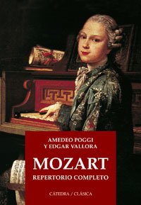 Mozart. Repertorio Completo