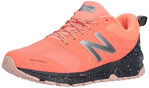 New Balance Nitrel v1, Zapatillas de Running para Asfalto para Mujer, Rosa (Fiji/Outerspace/Dragonfruit Rf1), 37.5 EU
