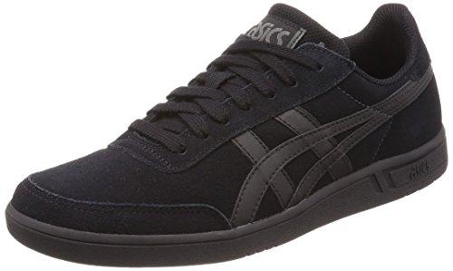 ASICS Tiger Unisex Gel-Vickka TRS Black Sneakers-9 UK/India (Men 44 EU/10 (Women 43.5 EU/11 US)(H847L.9090)
