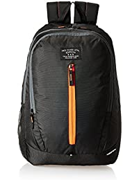 Gear 21 Ltrs Black Casual Backpack (BKPECOALT0106)