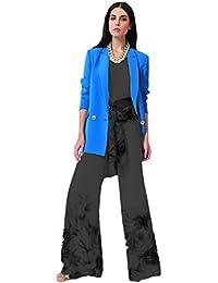 Donna Giacche e it Abbigliamento LUXURY EDAS Amazon cappotti wSnYgxUx