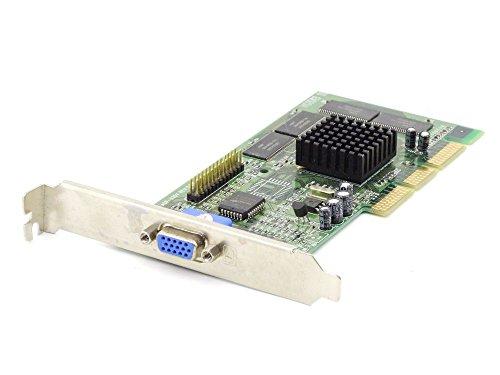 Tnt2 M64 32 Mb (nVidia AGP-320V Riva Chip TNT2 M64/Vanta GPU 32MB SGRAM AGP Video Graphics Card)
