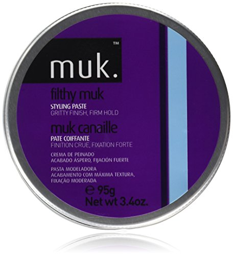 Filthy Muk Gritty Finish Firm Hold Paste 95 g
