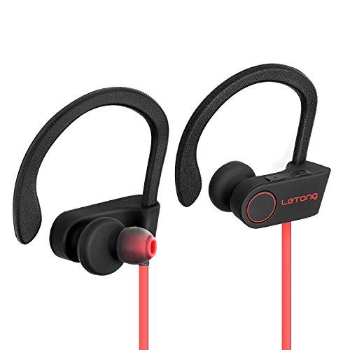 Leischmann Cuffie Bluetooth Wireless Sport Auricolare Magnetiche Metallico  Stereo con Microfono e2240cac92d6