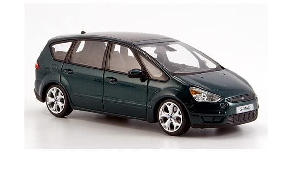 Minichamps 400085401 Ford S-max 2006 Green Metallic 1:43 #