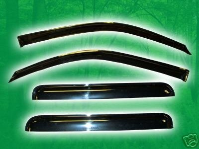 Window Visor Vent Shade - Dodge Ram
