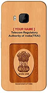 """Aakrti Mobile Back cover with your Dept: Telecom Regulatory Authority of India(TRAI).Express your ID in Your Way With """" Your Name """" Printed on your Smart Phone : LG G-4-Stylus"""