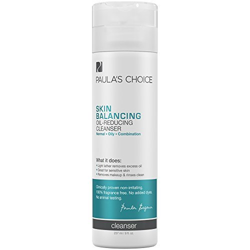 Paula's Choice Skin Balancing Oil-Reducing Cleanser for Normal, Combination, and Oily Skin - 8 oz by Paula's Choice