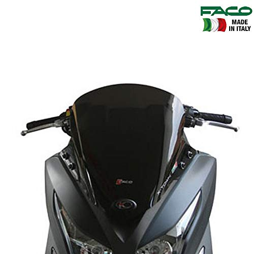 Cupolino ahumado oscuro Kymco Super Dink 125I//200i//300i Cod.28060/  down-town