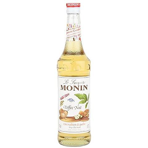 Monin Premium Toffee Nut Syrup 700 ml
