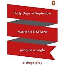 Thirty Days in September: A Stage Play (Penguin Petit)