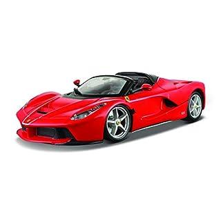 Bburago B18-26022RP 1:24 Ferrari Race and Play LaFerrari Aperta