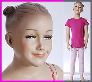 Euroton bb 3 mannequin enfant 104 cm jardin for Mannequin piscine
