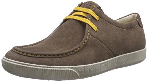 Ecco Gary, Herren Sneakers, Braun (Mocha), 42 EU (8 Herren UK)