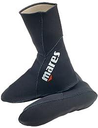 Mares Socken Sock Classic 3mm–Unisex, Schwarz