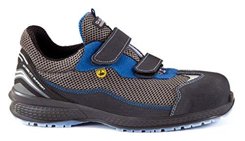 Scarpe antinfortunistiche con velcro - Safety Shoes Today