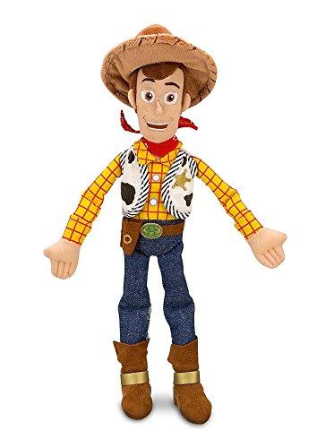 Disney Store Peluche Toy Story Woody Bambola Originale 28cm Piccolo Sceriffo Giocattolo Di Andy
