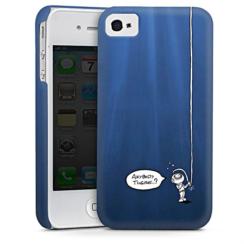 Apple iPhone 5s Housse Étui Protection Coque Plongeur Eau Water Cas Premium mat