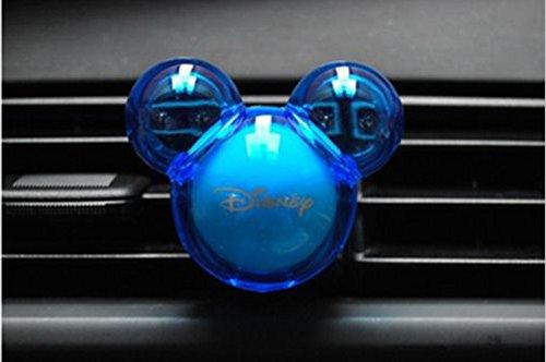2PCS Parfum De Parfum De Parfum De Parfum D'Assainissement De Voiture Mignon, Supprime Pollen, Smoke, Bad Smell et Odor