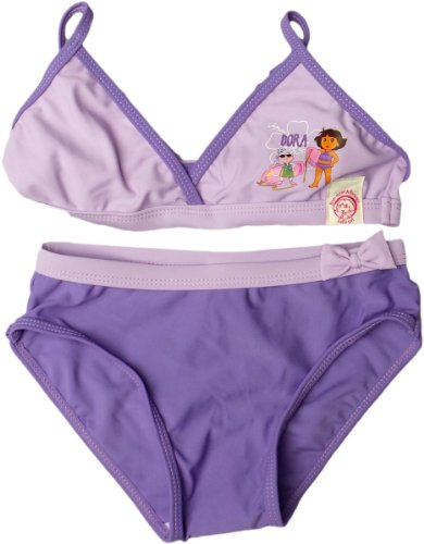 Dora The Explorer Bikini – Dora und Boots – Schwimm mit… | 04250705837401