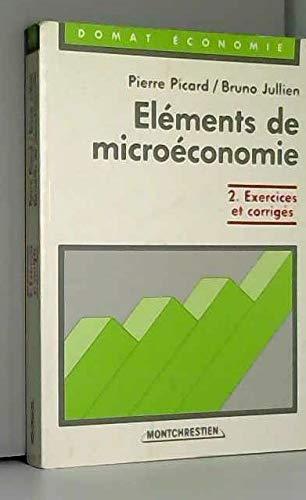 Exercices de microeconomie t.2