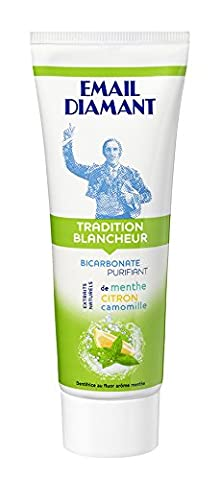 Email Diamant - Email Diamant Dentifrice Tradition Blancheur 75