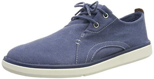 Timberland Herren Gateway Pier Casual Oxford Schuhe, Blau (Vintage Indigo 134), 46 EU -
