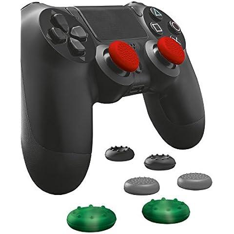 Trust Pack de 8 Thumb Grips para gamepad PlayStation 4