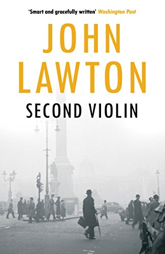 Second Violin (Inspector Troy series Book 6) (English Edition) par John Lawton