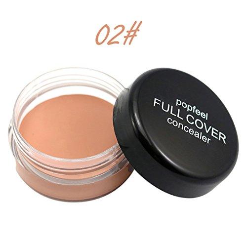 ❤️LSAltd❤️ Contour Palette,Concealer Palette,Professional Correcteurs Anti-cernes Palette, Visage Contour des Yeux Crème Palette de maquillage avec Cosmetics (B)