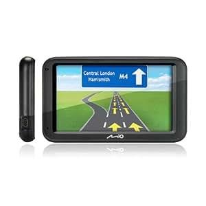 MIO M416LM Touchscreen Portable Satellite Navigation