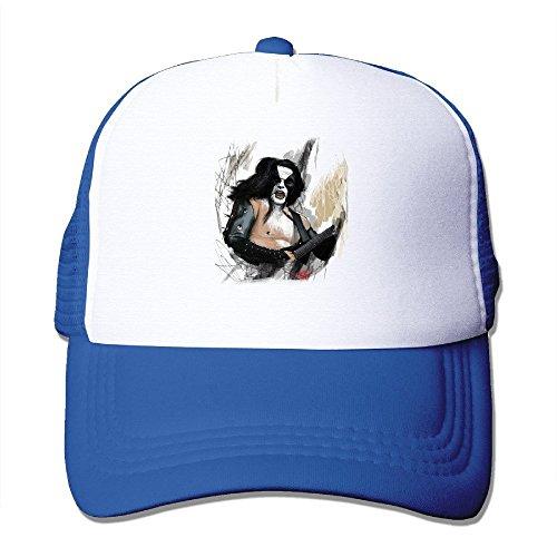 xcarmen Black abbath Immortal Guitarist Norwegian Rock Fitted Hats Vintage Snapbacks Roya lblue