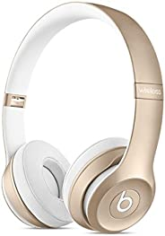 Beats by Dr. Dre MKLD2AM/A Solo2 Wireless On‐Ear Headphones - Gold