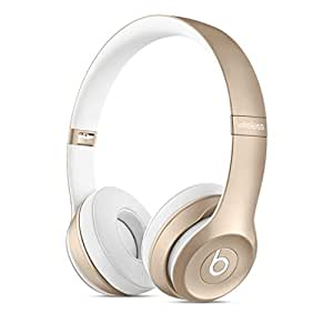 beats by dr dre solo 2 wireless kopfh rer gold amazon. Black Bedroom Furniture Sets. Home Design Ideas