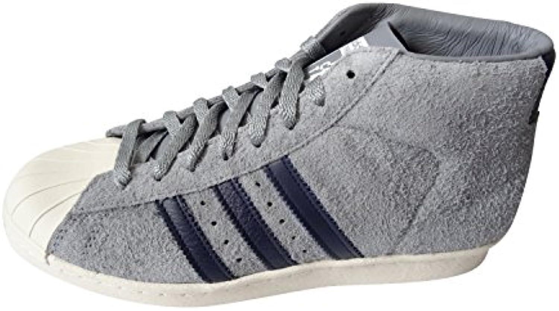 Adidas Originals Mcn PROMODEL 84-laboratorio para hombre de las zapatillas de deporte Formadores D65