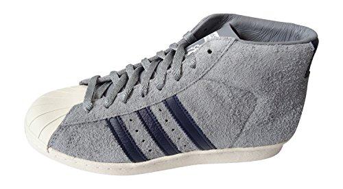 Adidas Originals Mcn ProModel 84-lab Mens Trainers D65960 delle scarpe da tennis (UK 4,5 Us 5 Eu 37 TECGRE/COLNAV/LBONE