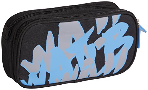 WATI B Trousse rectangulaire 2 compartiments 22 x 6 x 11 cm