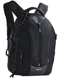 Vanguard UP-Rise II 45 Rucksack Sac à dos Noir - étuis et housses d'appareils photo (Sac à dos, Noir, Polyester, Velours, 1,55 kg, 260 x 190 x 230 mm, 320 x 255 x 490 mm)