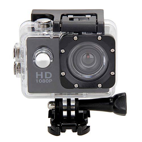 KKmoon Action cam unterwasserkamera 720P Wasserdichter Ultra HD DV Camcorder 90-110 Grad Weitwinke für Outdoor Sport, Klettern, Tauchen, Drohnen