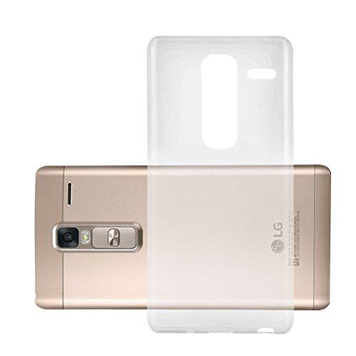 Cadorabo Hülle für LG Class - Hülle in VOLL TRANSPARENT – Handyhülle aus TPU Silikon im Ultra Slim 'AIR' Design - Silikonhülle Schutzhülle Soft Back Cover Case Bumper